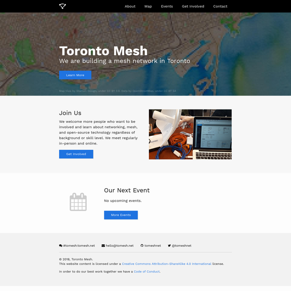 Toronto Mesh