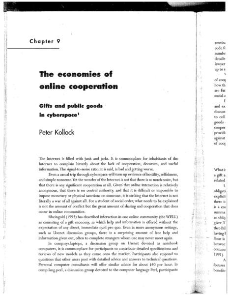 Kollock-Economies.pdf