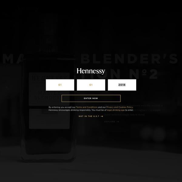 Hennessy | Hennessy Cognac
