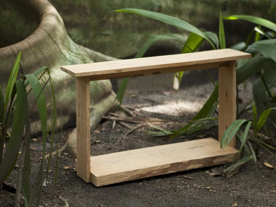 Amazon bench by Giulio Parini