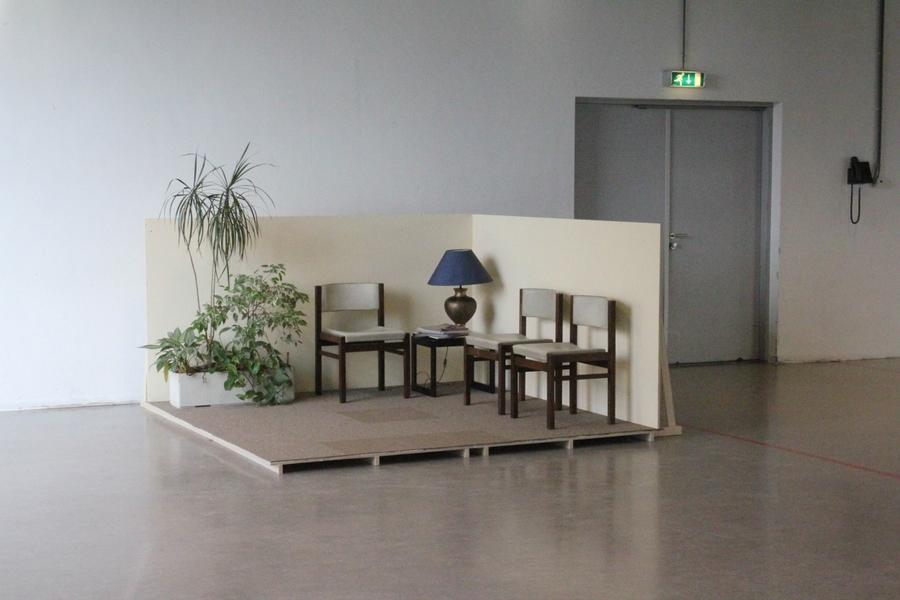 Waiting Room by Bart Joachim