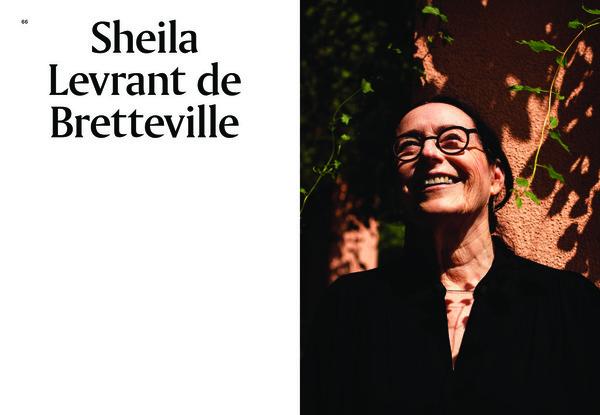 Sheila Levrant de Bretteville, Riposte magazine