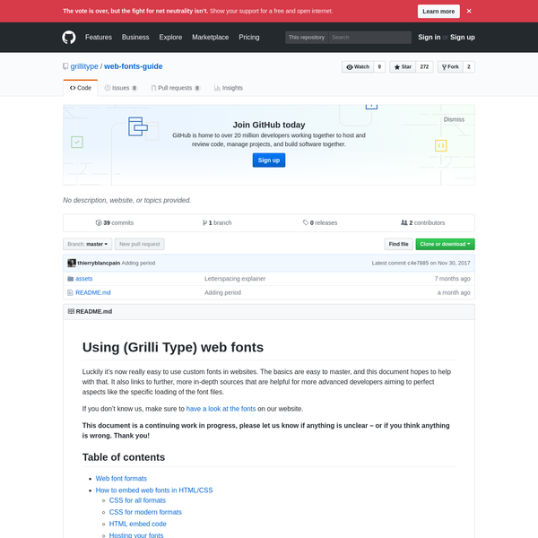 Contribute to web-fonts-guide development by creating an account on GitHub.