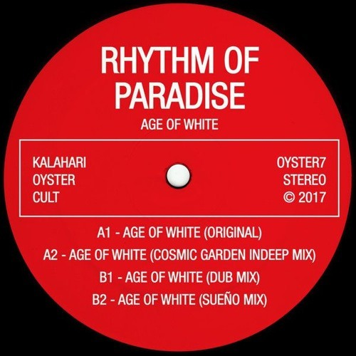 PREMIERE : Rhythm Of Paradise - Age Of White (Original Mix) by Bolting Bits