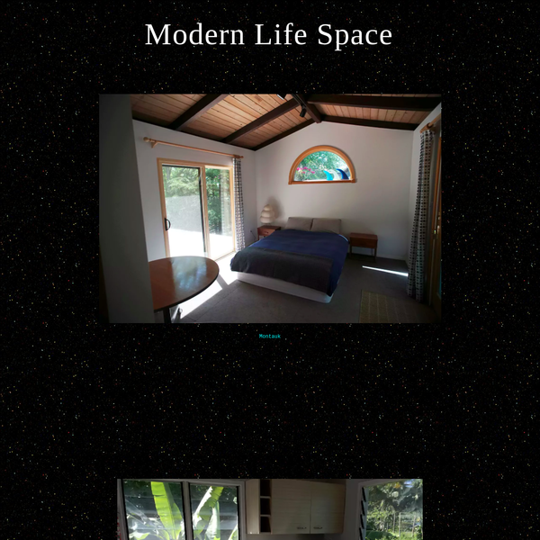 Modern Life Space