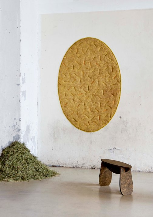 Forest wool by Tamara Orjola