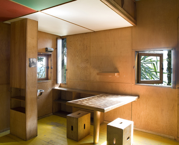 Home of Le Corbusier, 1938 —Photo by Olivier Martin-Gambier © F.L.C. / ADAGP, Paris / Artists Rights Society (ARS), New York 2015