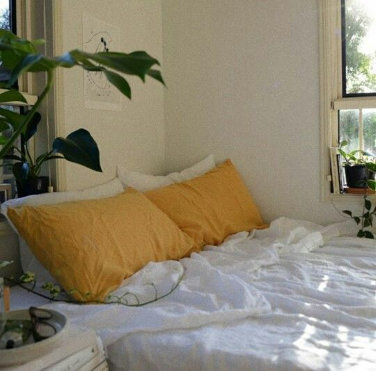 gentle bedroom