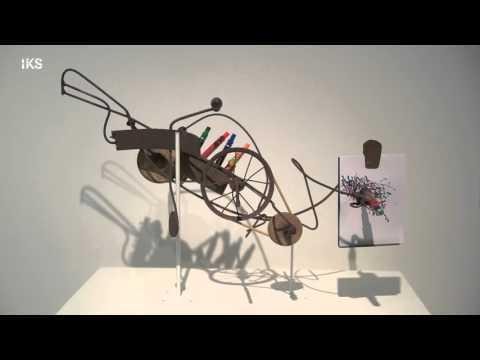 JEAN TINGUELY SUPER META MAXI MUSEUM KUNSTPALAST 23.04. - 14.08.2016 Das Museum Kunstpalast präsentiert in Kooperation mit dem Stedelijk Museum, Amsterdam, in einer umfangreichen Retrospektive das Werk des Schweizer Künstlers Jean Tinguely (1925-1991).