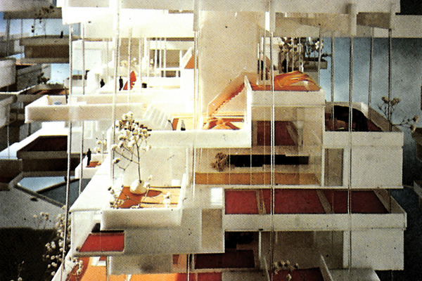 Graphic Arts Center, Paul Rudolph