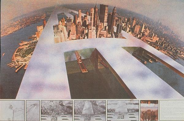 New New York, Superstudio