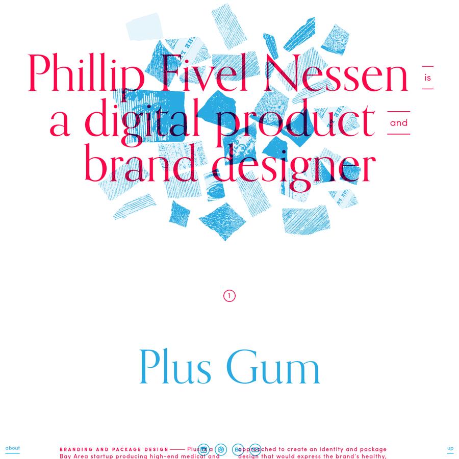 Phillip Fivel Nessen-Brand & Digital Product Design