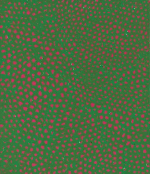 Yayoi Kusama - Infinity Nets (HZT) (1998)