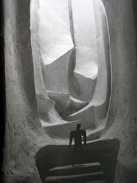 Ezra Orion, Intergalactic Sculpture, 2001