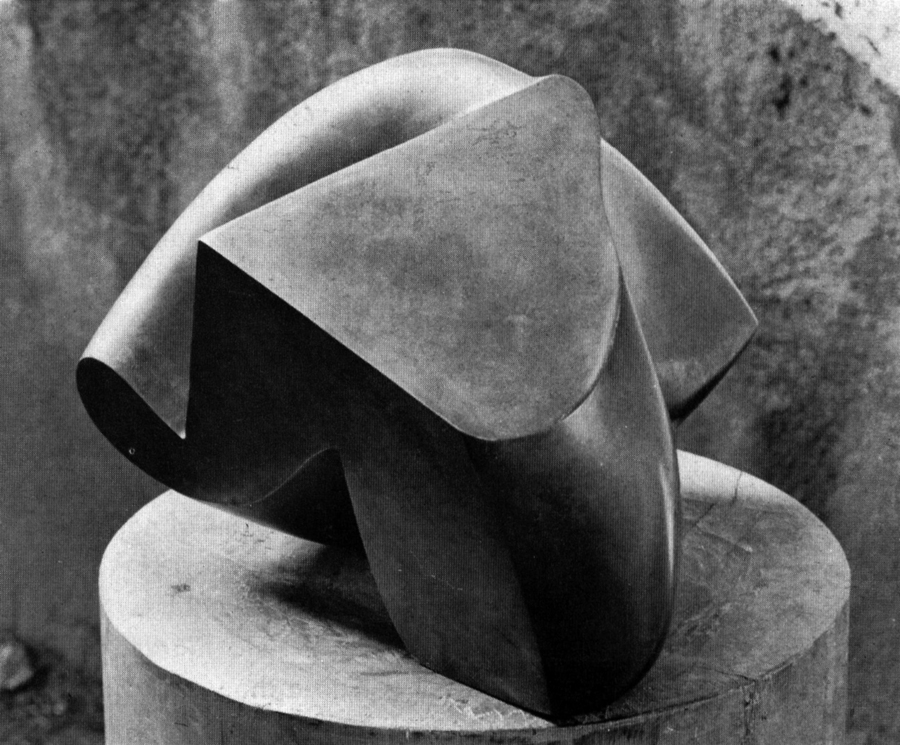 JEAN ARP, SHELL-CRYSTAL, 1946