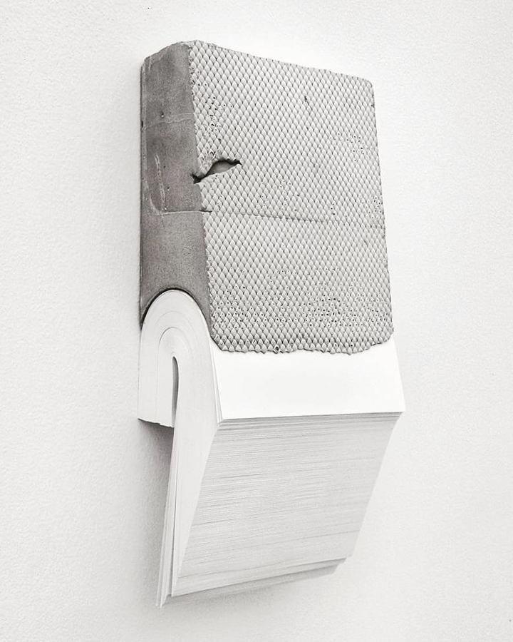 Sculpture by Lucas Simões