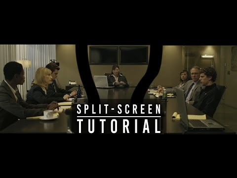 INVISIBLE SPLIT-SCREEN TUTORIAL (The David Fincher Technique)
