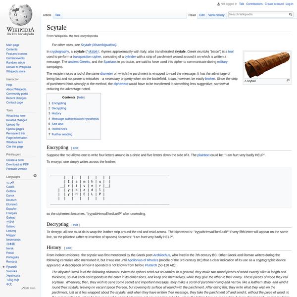 Scytale - Wikipedia
