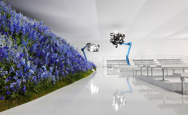 Dior SS'16 Ready-to-wear venue