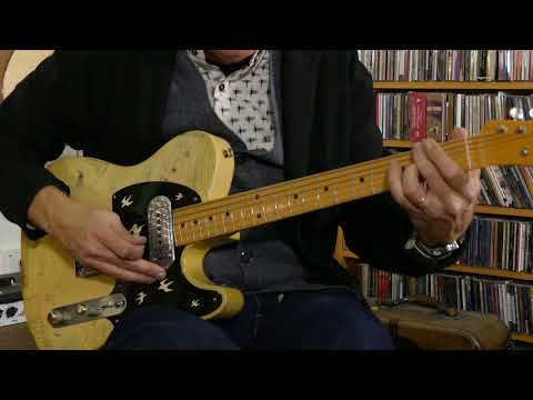 """Bill Frisell - """"It Should've Happened a Long Time Ago"""" (Solo)"""