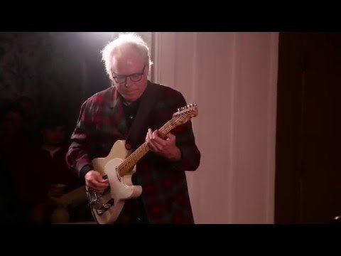 Bill Frisell visited 1034 Audubon Drive on a snowy night in February of 2015 captivating the audience with his incomparable skill. During this episode, Frisell plays to the heartstrings of everyone in the room, talks about his experiences, and mentions the profound affects he feels being in Elvis' home.