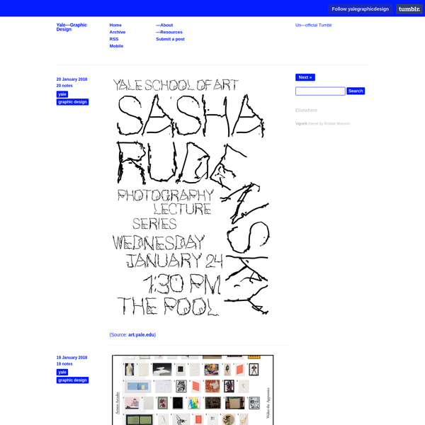 Un-official Tumblr