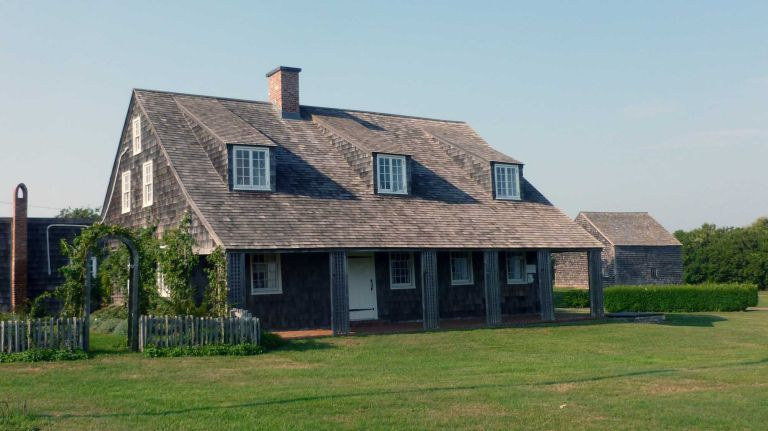 The Second House Museum in Montauk