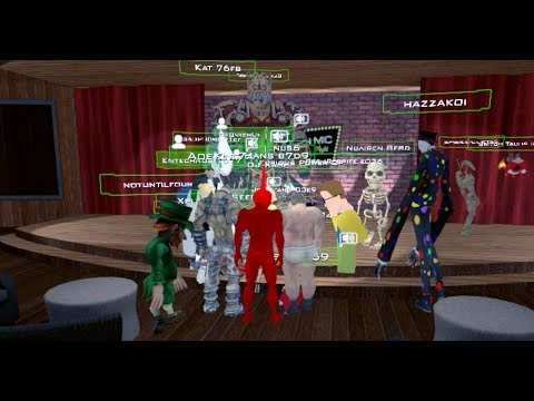SEIZURE in VIRTUAL REALITY with FULL BODY TRACKING [ VRChat ]