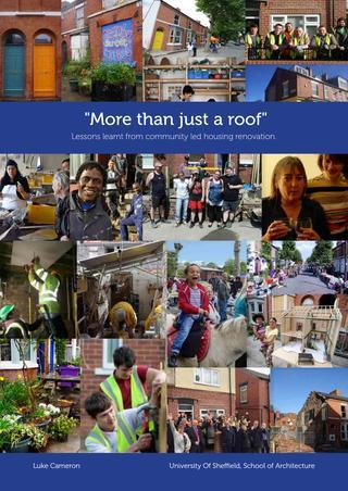 The objective of this report is to examine the CLH (community-led housing) renovation sector and to draw out examples of how CLH renovation projects can operate as sustainable alternatives to traditional forms of housing provision. As well as how the process of renovating properties can be utilised to the benefit of the wider local community.