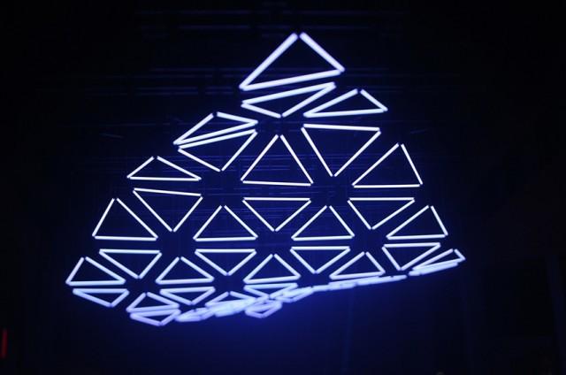 tetro grid light installation