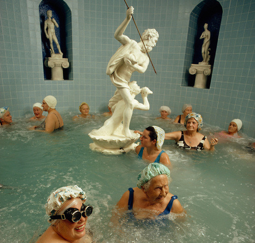 """Poseidon surrounded by Nereids"""