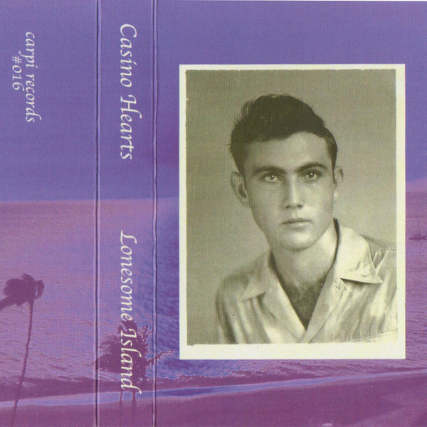 Lonesome Island by Casino Hearts, released 05 November 2013 1. Swam So Far Out 2. Magic Magic 3. Romantic Revival 4. You've Been Appearing In My Dreams 5. Snot Surf 6. Swimming Underwater 7. Nan Goldin 8. By The Train Tracks 9. Disco Days 10. Ice Grave 11. Boat Ride 12.