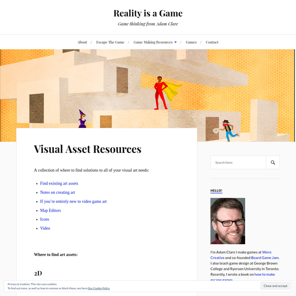 Visual Asset Resources