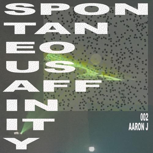 Spontaneous Affinity #002: Aaron J by Spontaneous Affinity