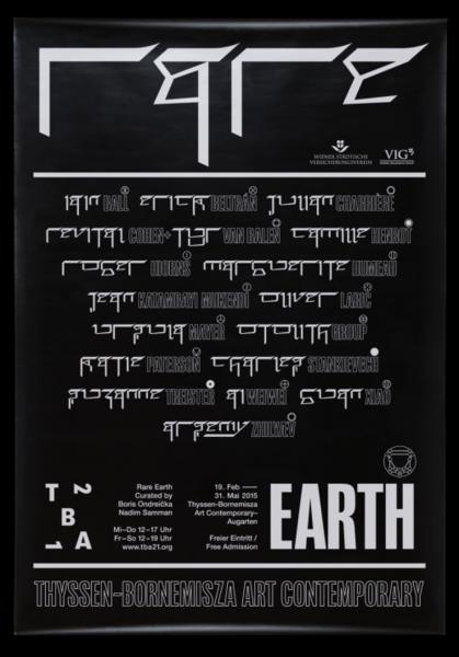 writing-system: Rare EarthDavid Rudnick...