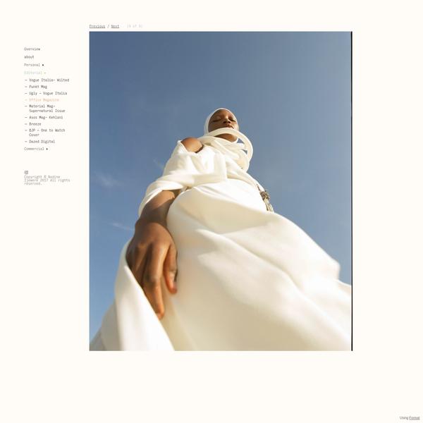 Nadine Ijewere - Office Magazine