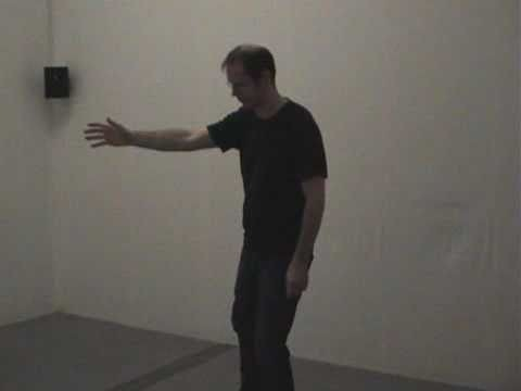 David Rokeby - Very Nervous System, Interactive Environment 1986-