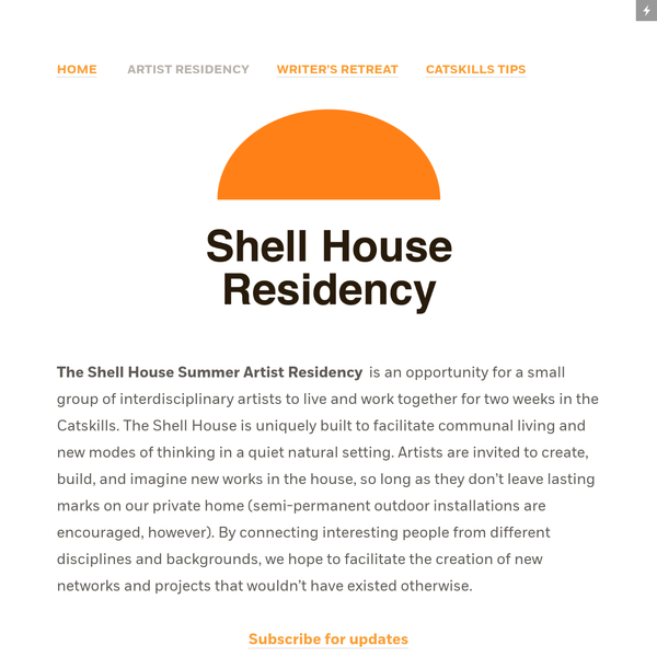 The Shell House was designed by Seymour Rutkin in 1996 and built with the help of the Monolithic Dome Institute.