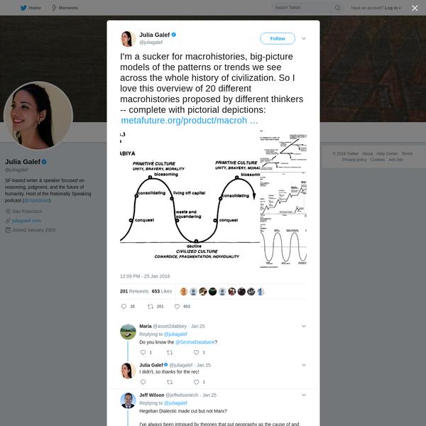 Julia Galef on Twitter