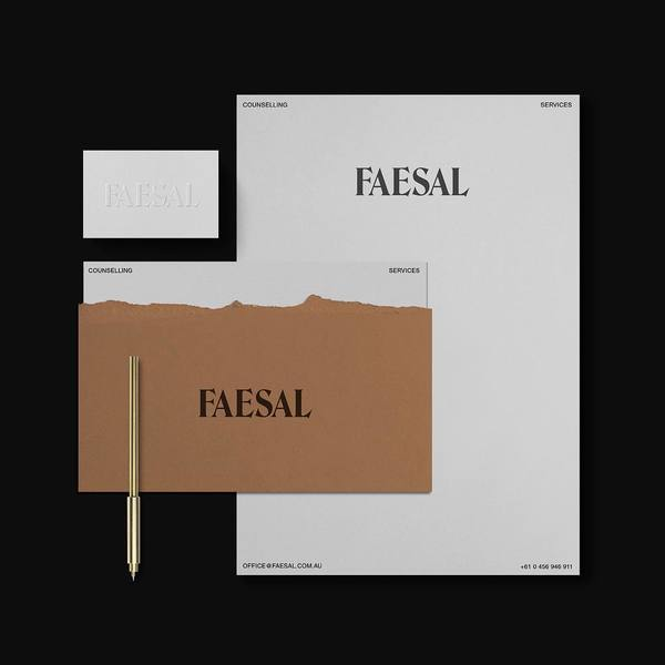 Completed, Project Online. Logotype and Stationery.