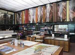 Western Bank Library, University of Sheffield, UK