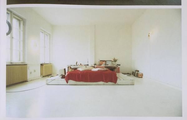 Martin Kippenbergers Berlin loft