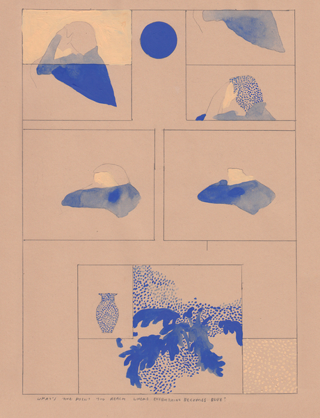 Blue Period by Aidan Koch