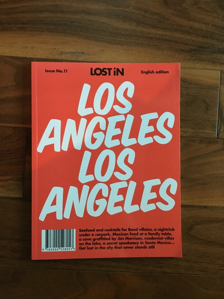 Lost In Los Angeles, Issue No. 11 | Lost In Magazine