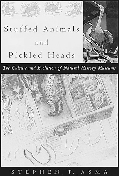 *Stuffed Animals and Pickled Heads: The Culture and Evolution of Natural History Museums* by Stephen T. Asma, 2001  Recommended by [Joanna Ebenstein](https://thecreativeindependent.com/people/joanna-ebenstein-on-the-pleasures-of-morbidity/)