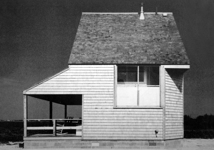 Venturi, Trubek and Wislocki Houses; Nantucket, Massachusetts (1971)