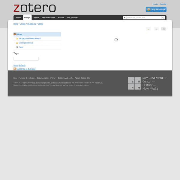 Zotero is a powerful, easy-to-use research tool that helps you gather, organize, and analyze sources and then share the results of your research.