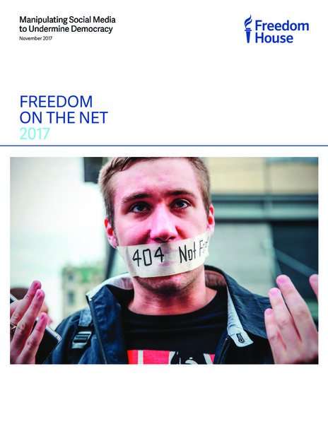 Freedom on the Net 2017 / Full Report