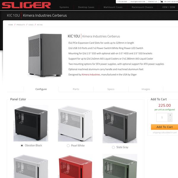 KIC10U | Sliger