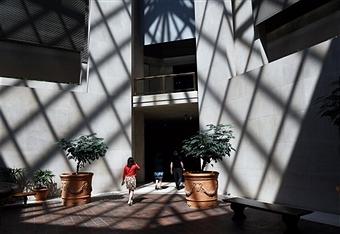 Robert Lehman Wing of the Met